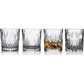 Lyngby Glas Lounge Whiskyglas, 2 stk., 31 cl