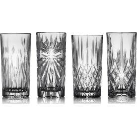 Lyngby Glas Selection Whiskyglas, 4 stk., 30 cl