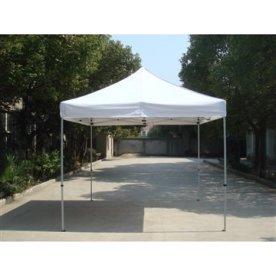 EASY UP 3x3 ALU Pavillon i off-white inkl. sider