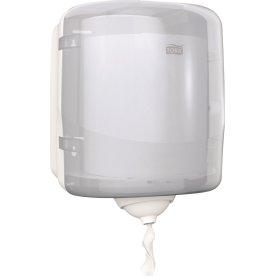 Tork M4 Reflex Centerfeed Dispenser, hvid