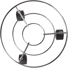 Grouw planteunderskål m/ hjul, Ø30cm