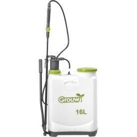 Grouw rygsprøjte, 16 liter