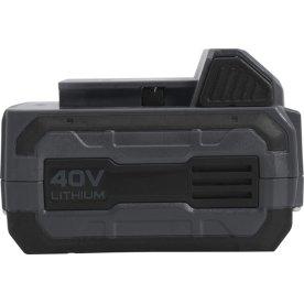 Grouw batteri, 40V, 2,5Ah, Li-ion