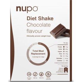 Nupo Diet shake kakao, 384 g