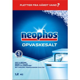 Neophos Filtersalt, groft, 1750 g