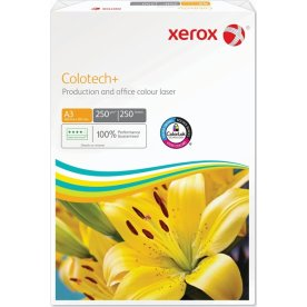 Xerox Colotech+ Gold kopipapir A3/250g/250ark