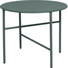 Pesetos bord, Ø50 x H40 cm, grågrøn
