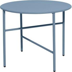 Pesetos bord, Ø50 x H40 cm, lyseblå