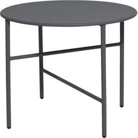 Pesetos bord, Ø50 x H40 cm, grå
