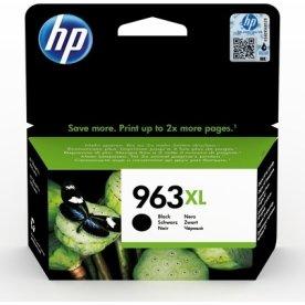 HP nr. 963/3JA30AE#BGX XL blækpatron, sort