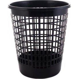 Minatol Vasketøjskurv, 50 L, sort