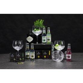 Gavepakke med Hendrick's Gin, 14 dele