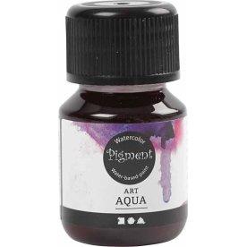 Pigment Flydende Akvarelmaling, 30 ml, pink