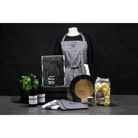 Gavepakke med Pillivuyt stegepande, 10 dele
