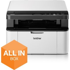 Brother DCP-1610WVB s/h laserprinter