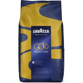 Lavazza Gold Selection helbønner, 1000g