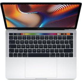 "Apple 13"" Macbook Pro (2019) 256GB, Sølv"