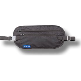 Carlton sikkerheds taljepose, grå