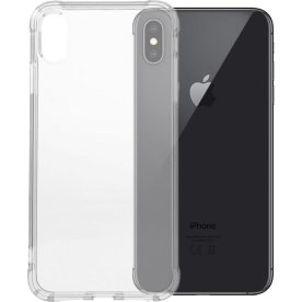 Twincase iPhone X case, transparent