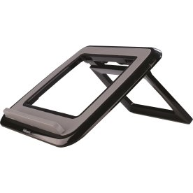 Fellowes I-Spire Series laptop stander, sort