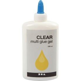 Clear Multi Glue Gel, 236 ml