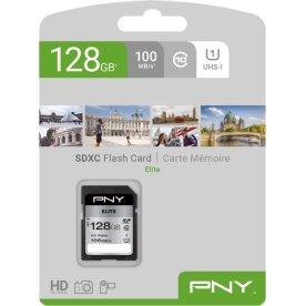 PNY SDXC High Elite 128GB Class 10