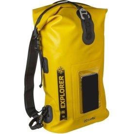 Celly Explorer rygsæk 20 liter, gul