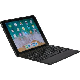 XCEED Coverkey tabletcover med tastatur, sort
