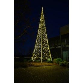 Fairybell lyskæde til flagstang m/ 4000 LED lys