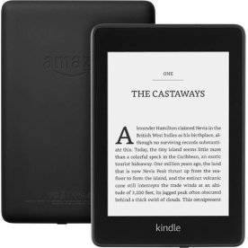 Amazon Kindle Paperwhite 6'' WiFi 8GB (2018), sort