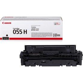 Canon 055 H lasertoner, cyan, 7.600 sider