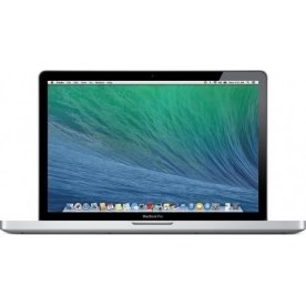 "Brugt Apple Macbook Pro 15,4"", 256GB, sølv (B)"