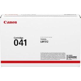 Canon CRG 041 lasertoner, sort, 10.000s