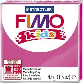Fimo Kids Ler, 42 g, pink