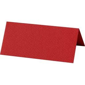 Happy Moments Bordkort, 10 stk, rød
