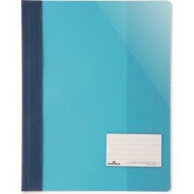 Durable Clear View Tilbudsmappe, blå