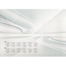 Durable Skriveunderlag blokkalender, curves