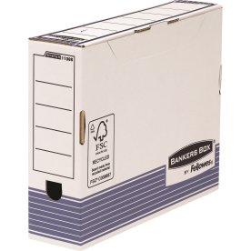 Bankers Box System Arkivæske 80 mm