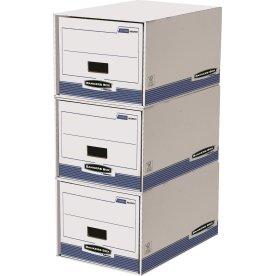Bankers Box System Arkivkasse m. skuffe