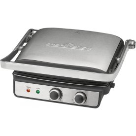 ProfiCook KG 1029 Panini grill, stål