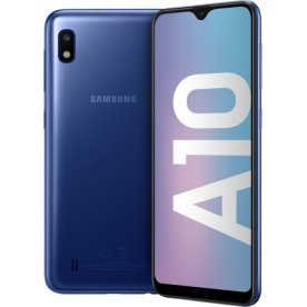"Samsung Galaxy A10 32GB 6,2"" smartphone, blå"