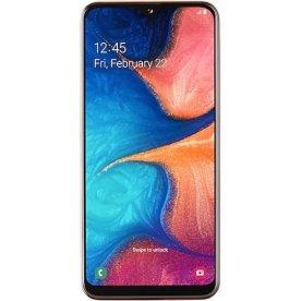 "Samsung Galaxy A20E 32GB 5,8"" smartphone, koral"