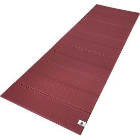 Reebok foldbar yogamåtte, rød
