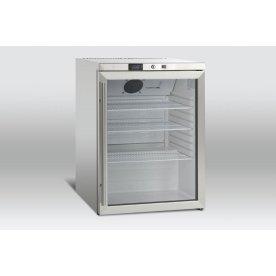 Scandomestic SK 145 GD køleskab med glasdør