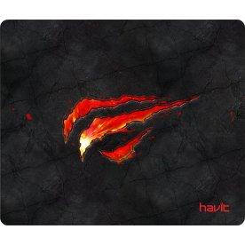 Havit HV-MP837 Gaming musemåtte, sort/rød