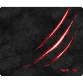 Havit HV-MP838 Gaming musemåtte, sort/rød