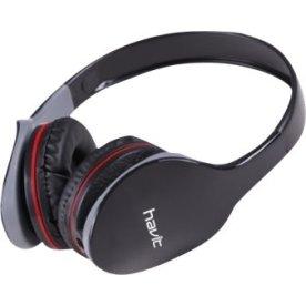 Havit Hv-H2193U Basicline USB Headset, sort