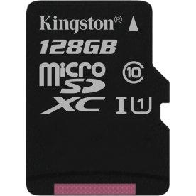 Kingston Canvas Select 128GB microSDXC kort