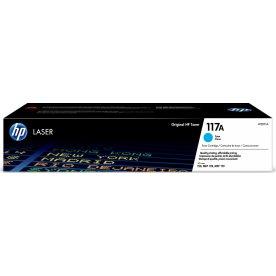 HP 117A laserpatroner, blå