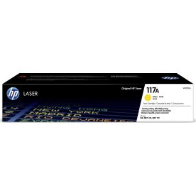 HP 117A laserpatroner, gul